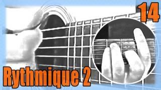 """Cours de Guitare pour Débutants : """"Rythmique de base 2"""""""