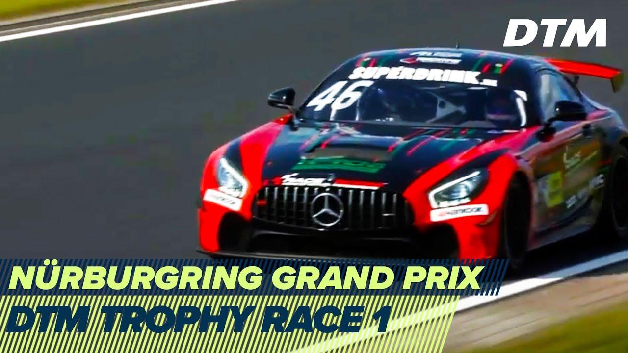 RE-LIVE   DTM Trophy Race 1 - Nürburgring Grand Prix 2020