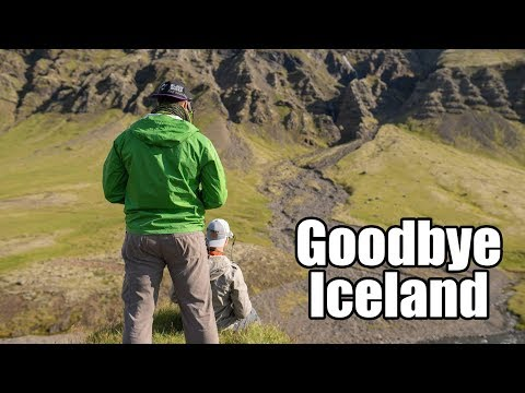 Our Epic Last Day in Iceland