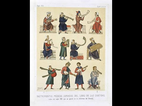 Mittelalterliche Musik Instrumental -  Medieval Мusic, Mittelaltermusik, Middle Ages Music Mix