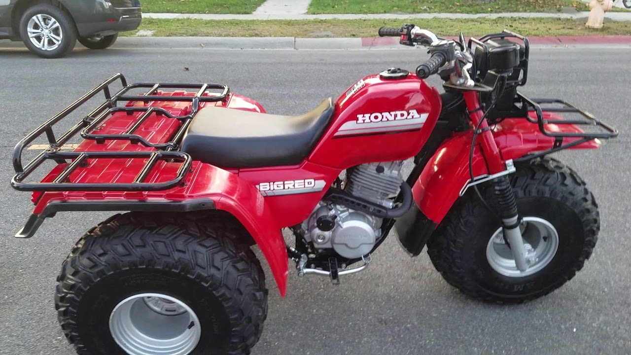 250es Honda Big Red Text 5628242130 For Info