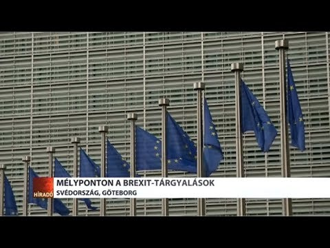 Mélyponton a Brexit-tárgyalások