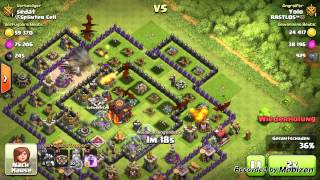 Clash of Clans #012 (Drachen lvl4)