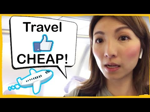 Fly to Taipei with Me + See the Hostel (budget travel to Taiwan)