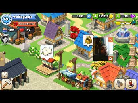 Trade Town shipping gameplay- GuidingLight