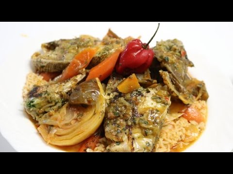 Recette Africaine Le Tieb Facile Cuisinerapide Youtube