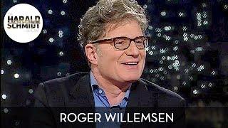 Roger Willemsen über Karl Lagerfeld | Die Harald Schmidt Show (SKY)