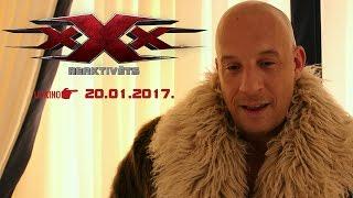 xXx: Reaktivēts jaunais treileris!