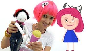 Маша Капуки и мультфильм для детей: Смарта и Чудо Сумка