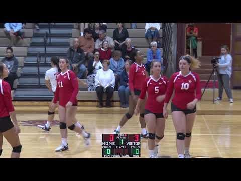 Volleyball - Chestnut Hill College vs Jefferson University - Multicamera Shoot - 10/3/2017