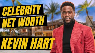 HOW KEVIN HART SPENDS HIS MILLIONS