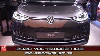 2020 Volkswagen ID.3 - Exterior And Interior - Debut At IAA Frankfurt 2019