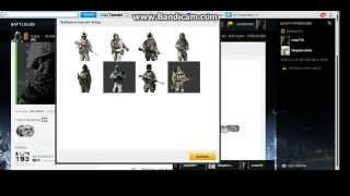 как поменять персонажа в Battlefield 3