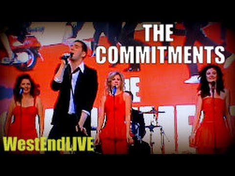 The Commitments | WestEndLIVE Performance | London, United Kingdom