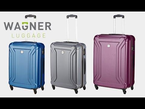 Wagner Luggage - Barracuda 4-Rollen-Trolley   koffer-direkt.de