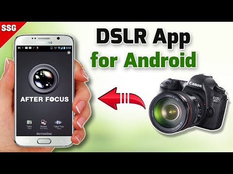 How to Make DSLR effect photo on android mobile