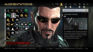 How to get 10 quick Praxis points in Deus Ex: Mankind Divided