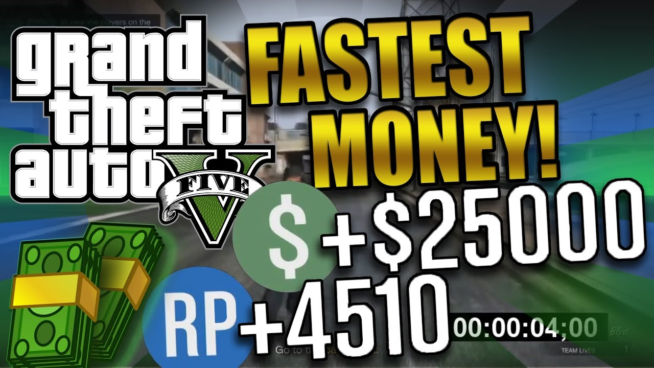 how to get a lot of cash in gta 5 online