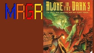 Alone In The Dark 3 Review (DOS)