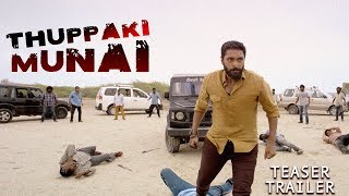 Thuppaki Munnai Teaser Trailer 2019 Upcoming Dubbed Movie | Releasing 12th May 2019 |