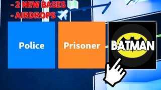 BATMAN W JAILBREAK? | ROBLOX
