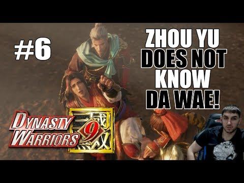 Dynasty Warriors 9 - Wu Story Mode - Sun Quan - Chapter 7 - To Establish Three Kingdoms.