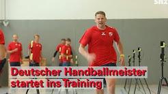 Handballer der SG Flensburg-Handewitt starten in neue Saison
