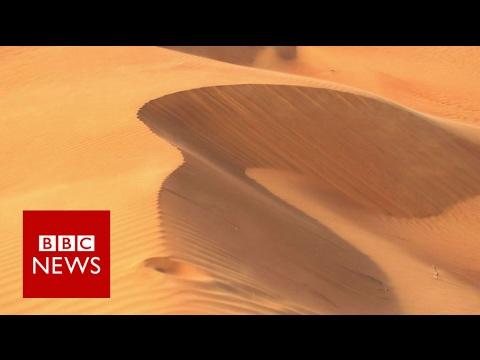 Rocking out, Saudi-style - BBC News