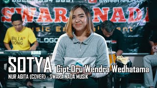 Download lagu SOTYA Cipt.Dru Wendra Wedhatama (cover) NUR AGITA    SWARA NADA Musik (M/V COVER)