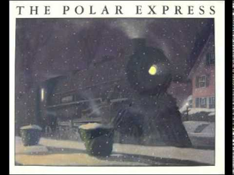 """The Polar Express"" audiocassette feat. William Hurt"