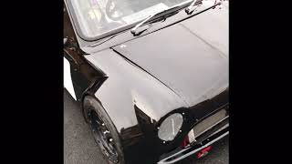 Spaceframe mini k20 rwd hillclimb sports libre car