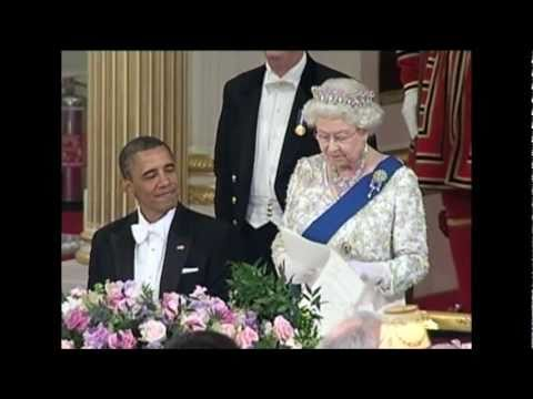 The Queen's Speech at the US State Banquet