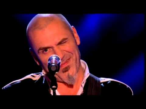 Rob Reynolds : Live Amazing performance The voice GB 2013