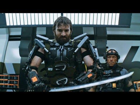 The Top 10 EXOSUIT BATTLES In Film | Sci Fi Films