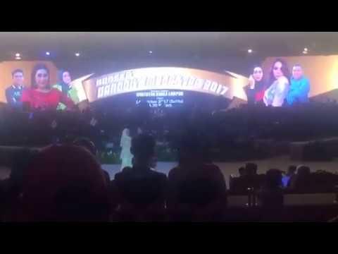 Konsert Dangdut Megastar 2017 (Elda Susanti)