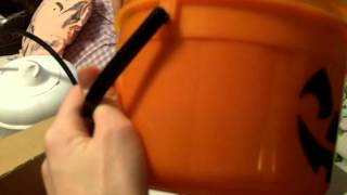 Old School McDonalds Halloween Pails...in HIGH DEFINITION!