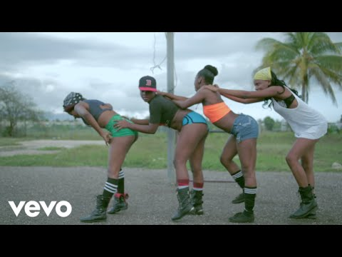 Busy Signal - Gyal Yuh Good [Official Visual]