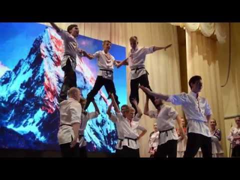 И еще одно видео по мотивам концерта Ясного сокола и Проспекта Горняков