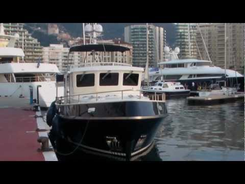 Halcyon Yacht Delivery - Privateer 50 - Southampton to Monaco