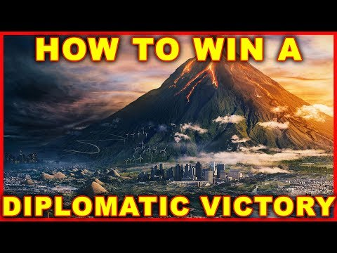Civ 6 Gathering Storm: How to Win Diplomatic Victory