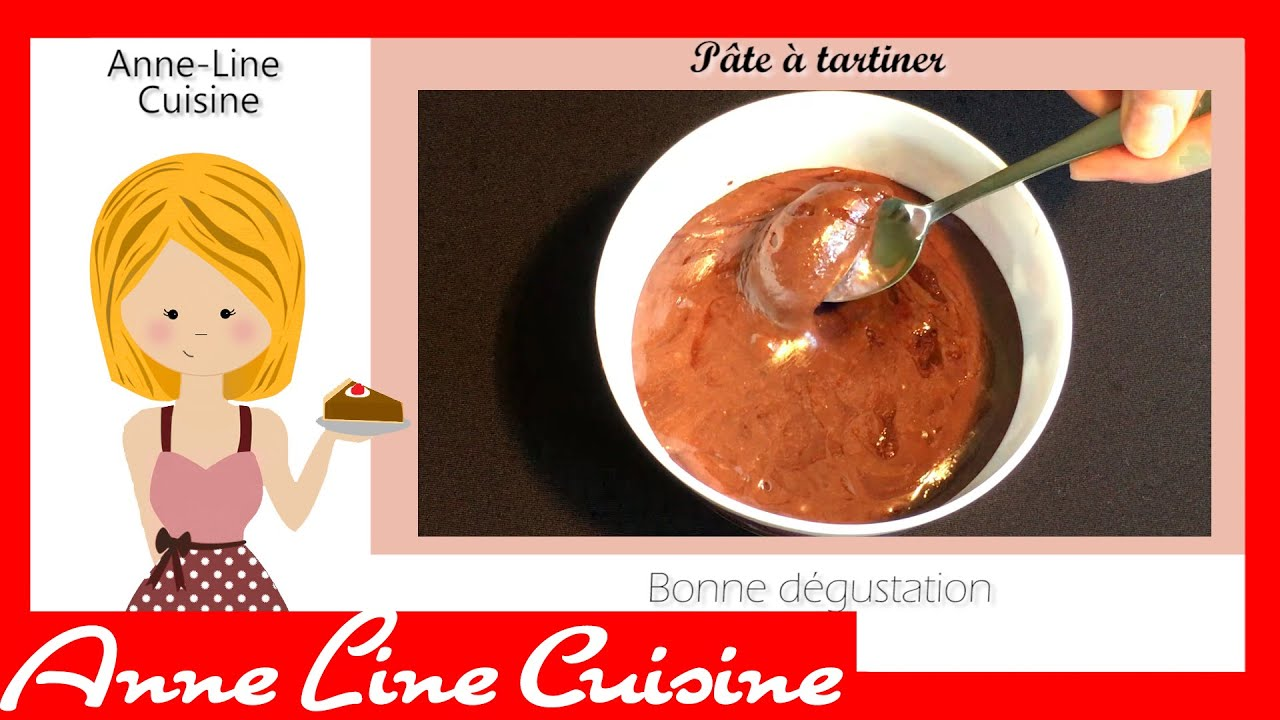 Pâte à tartiner [Soup & Co] - YouTube