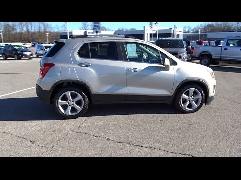 2016 Chevrolet Trax Columbus, Lancaster, Central Ohio, Newark, Athens, OH CE17649A