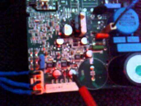 Ремонт инверторного холодильника Electrolux с компрессором Embraco Vegy 7H