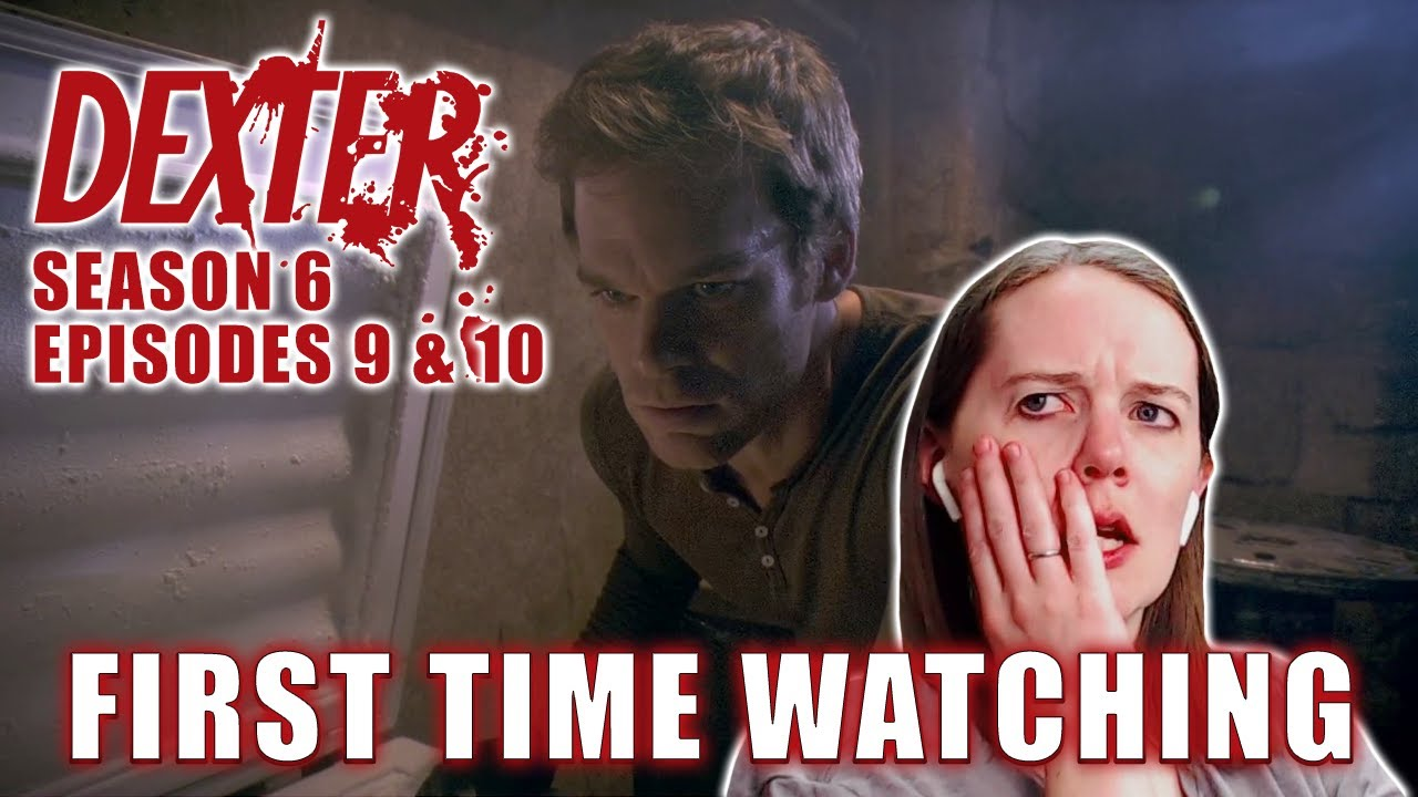 Download FIRST TIME WATCHING   Dexter Season 6   Episodes 9 & 10   TV Reaction   DOUBLE YOU TEE EFF