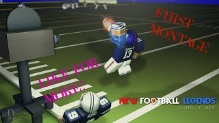 ROBLOX Football Montage #1