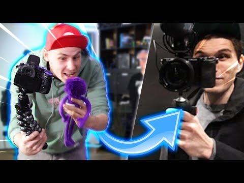 YouTuber PANTOMIME CHALLENGE! mit Izzi