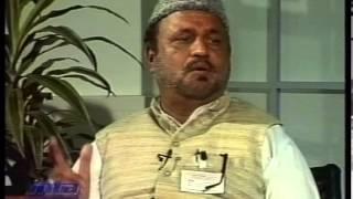 Interview Munawar Ahmad Khurshid sahib at Jalsa Salana Germany 2002