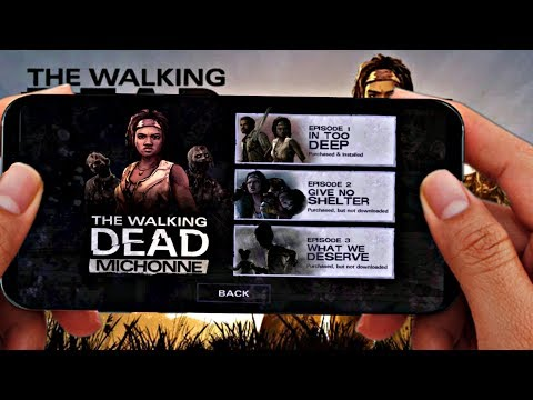 The Walking Dead:Michonne (Unlocked All Episodes) [Crazy PlayOn]