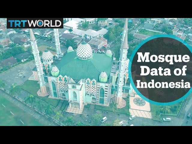 Indonesia Mosques: Man on mission counts nation's mosques, address radicalism