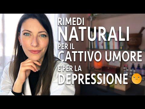 Rimedi Naturali per il cattivo umore e per la depressione